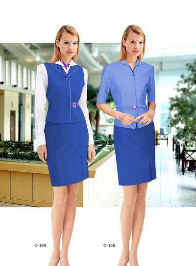 高级订制职业裙服装