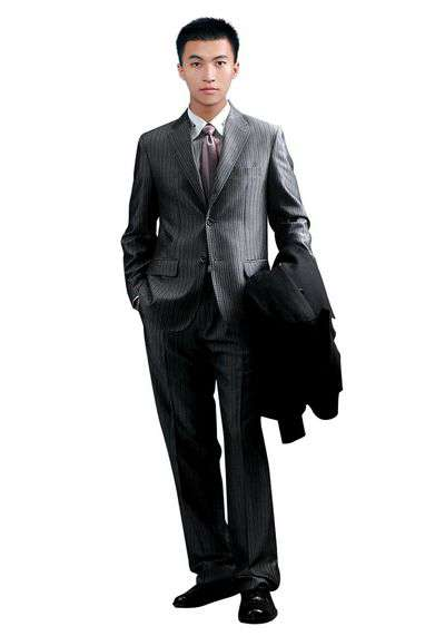 男士穿着西装应遵循的礼仪原则