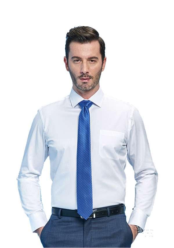 职业装衬衫5