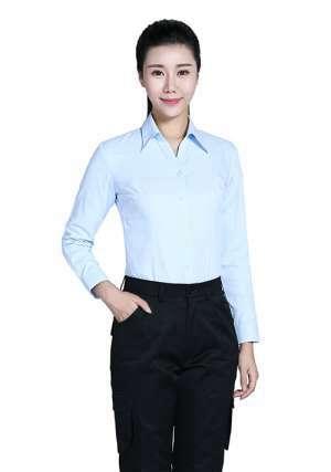 职场白领人衬衫与裤子搭配出气质与素养